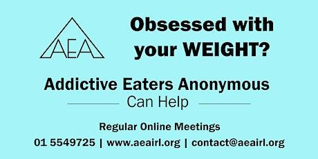 AEA online meeting tickets