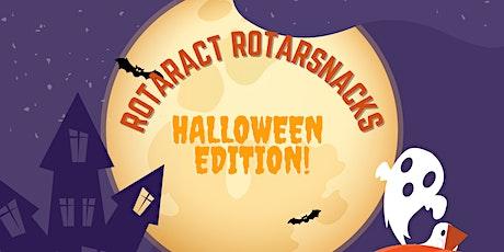 Rotarsnacks: Halloween Edition tickets