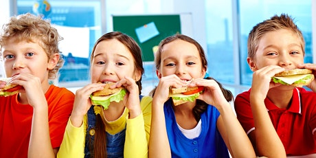 Healthy Together 1/2 Day Camp for children grades 1, 2 & 3 tickets
