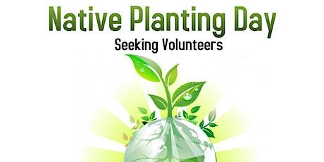 Volunteer Native Planting Day @ Kootenay Gallery tickets