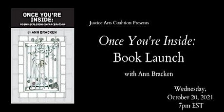Once You're Inside Book Launch with Ann Bracken tickets