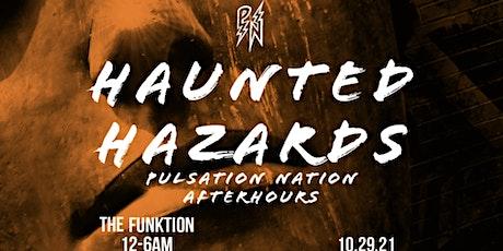 Pulsation Nation: Haunted Hazards tickets