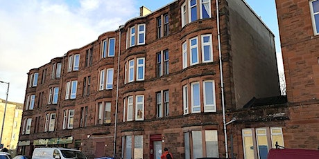 Carbon reduction, older tenements and the retrofit challenge in Glasgow tickets