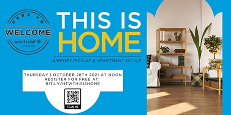 'Here to Welcome' October 2021: THIS IS HOME! tickets