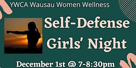 YWCA Self Defense Girl's Night tickets