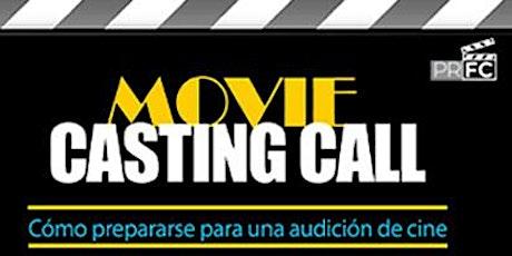 Movie Casting Call tickets