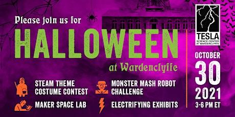 Halloween at Wardenclyffe tickets