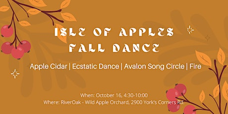 Isle of Apples - Ecstatic Dance and Song Circle tickets