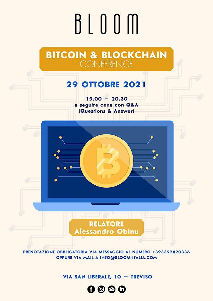 Immagine Bitcoin & Blockchain