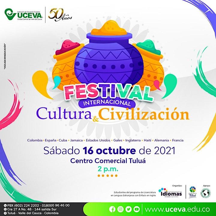 Imagen de Festival Internacional Cultura & Civilización
