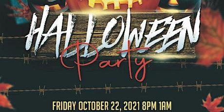 NWT Halloween Bash tickets