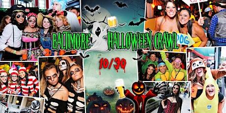 Baltimore Halloween Crawl 2021 (10+ Bars) tickets