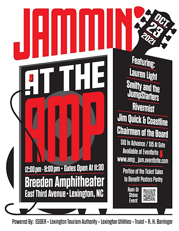Jammin' at the AMP image