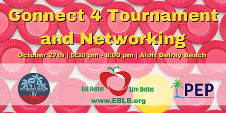 Connect 4 Tournament and Networking tickets
