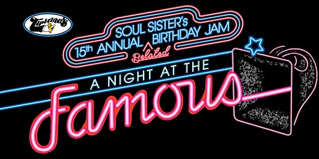 Soul Sister's 15th Annual Birthday Jam tickets