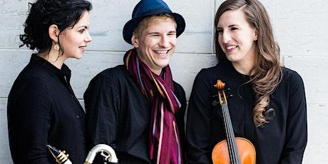 Balkans - Trio Émerillon billets