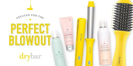DRYBAR X ULTA ROSEVILLE: 3 STEPS TO THE PERFECT BLOWOUT! tickets
