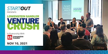 StartOut + Lowenstein Sandler present VentureCrushFGX tickets