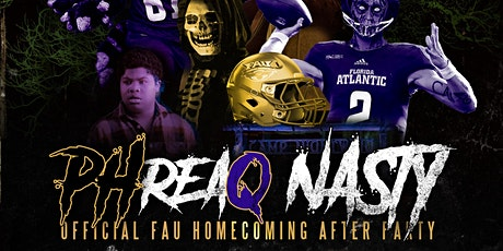 PHREAQ NASTY: THE OFFICIAL FAU HOMECOMING AFTER PARTY tickets
