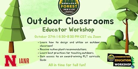 Outdoor Classroom Workshop tickets