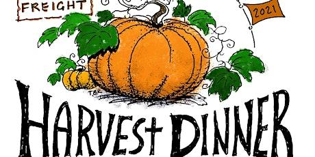 Harvest Dinner at Home // Cena de Cosecha en Casa tickets