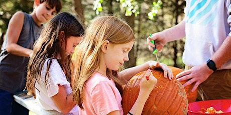 Pumpkin Carving/Paint Workshop! tickets