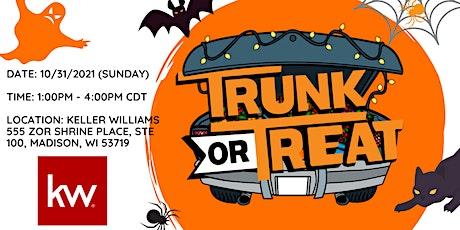 Trunk or Treat 2021 - Keller Williams tickets