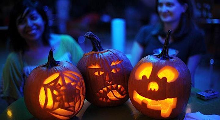 Pumpkin Carving/Paint Workshop! image