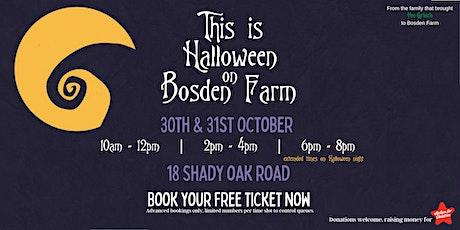 This is Halloween on Bosden Farm tickets