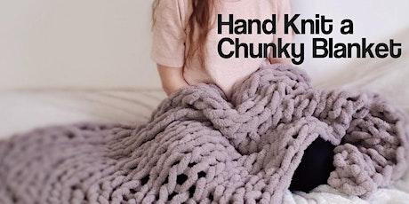 Chunky Blanket Event at Ravish the LivingRoom tickets