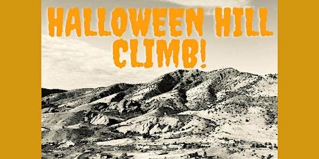 Halloween Hill Climb tickets