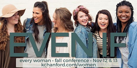 Every Women Conference tickets