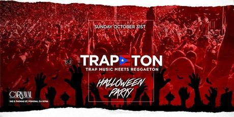 TRAPETON PARTY @ CARNAVAL NIGHTCLUB / HALLOWEEN NIGHT / HIP-HOP & REGGAETON tickets