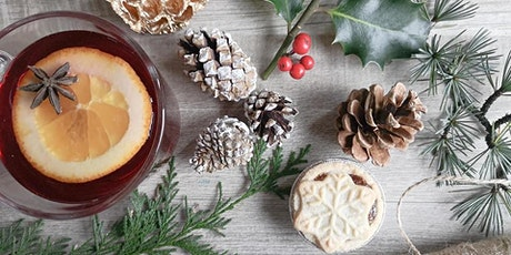 Festive Wreath-Making Workshop with Mulled Wine & Mince Pies tickets