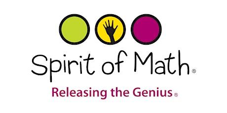 Mathematica, Grades 3 - 9, 2021-22 Spirit of Math Schools - Oakville tickets