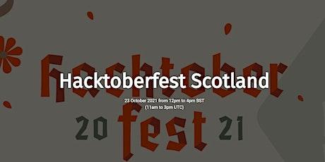 Hacktoberfest Scotland tickets