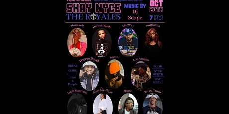 (The Royal Fall) Presents The Royales  tickets