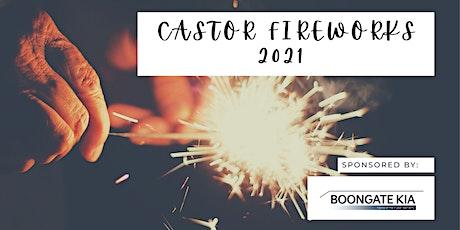 Castor Fireworks 2021 tickets