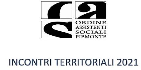 Incontri territoriali 2021 - Verbano-Cusio-Ossola e Novara biglietti