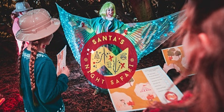 Santa's Night Safari tickets