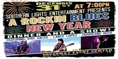 A ROCKING BLUES NEW YEAR' tickets
