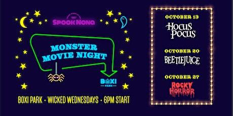 Monster Movie Night: Beetlejuice tickets