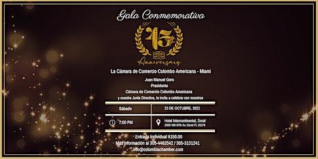 GALA 45 AÑOS CACC tickets
