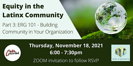 ERG 101 - Building Community in Your Organization tickets