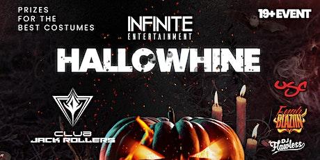 Infinite Entertainment presents: Hallo-whine  tickets
