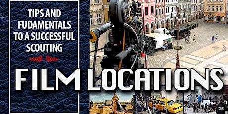 Locaciones para Proyectos Cinematograficos tickets