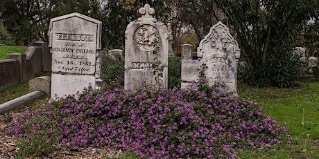 Photography Presentation-Gravestones in Connecticut tickets