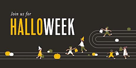 Halloweek at The Street - Character Meet & Greet tickets