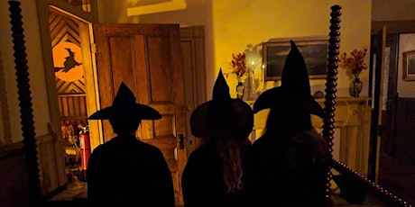 Halloween Revels: Night Tours of the 1897 Poe House tickets