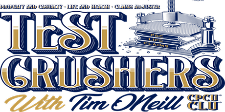 Test Crushers NITE Life and Health Exam Prep October 25-28  ( 7-10pm) tickets